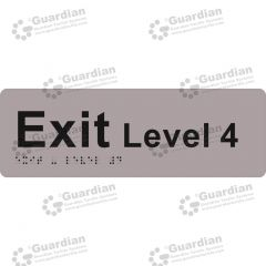 Exit Level 4 Silver