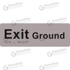 Exit Ground Silver