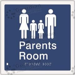 Parents Room Blue