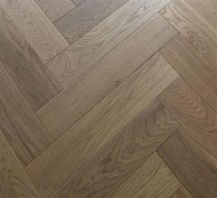 Preference Floors De Marque Herringbone Ash Grey 120mm x 600mm x 15mm