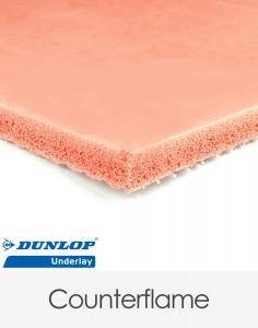 Dunlop Counterflame Underlay