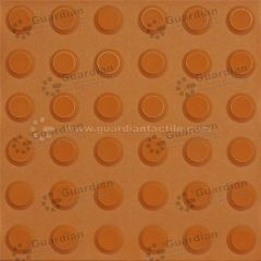 Warning Tactile Terracotta 300mm x 300mm Box of 50