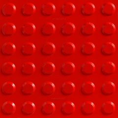 T1 Indoor Type B Hazard Tactile Red 300mm x 300mm