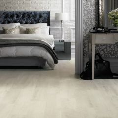 Karndean Van Gogh Rigid Core White Washed Oak 1220mm x 180mm x 5.5mm