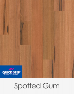Quick Step Compact Engineered Timber Spotted Gum - 1820mm x 145mm x 12.5mm