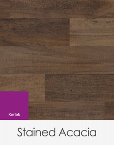 Karndean Korlok Stained Acacia 1420mm x 225mm x 6.5mm