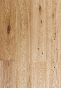 Dunlop Flooring Heartridge Woodland Oak Natural Brushed 1900mm x 190mm x 14mm